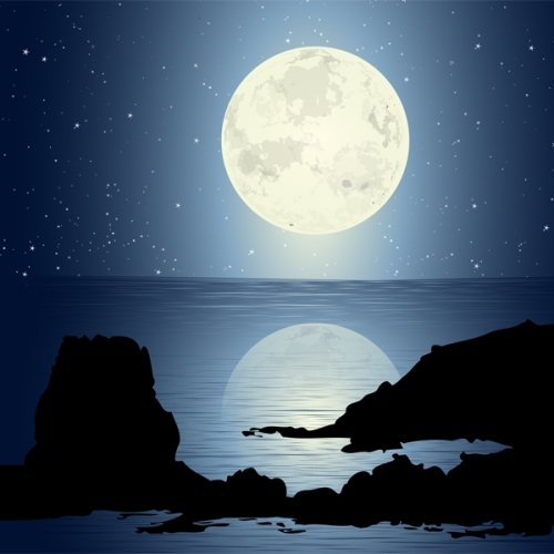 Tainted Love with Spiritual Endings: Last moon in Pisces